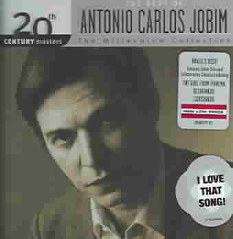 20TH CENTURY MASTERS:MILLENNIUM COLLE BY JOBIM,ANTONIO CARLO (CD)